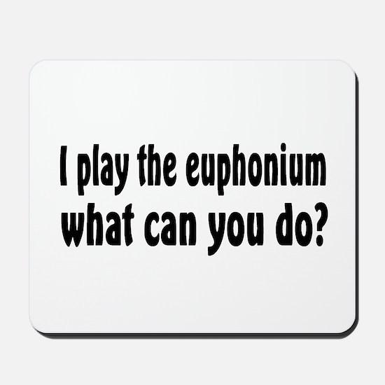 Euphonium Mousepad