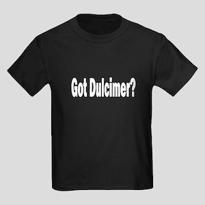 Dulcimer Kids Dark T-Shirt