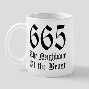 665 Neighbour Mug