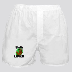 Sloth Lover Boxer Shorts