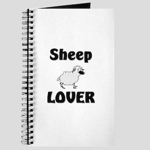 Sheep Lover Journal