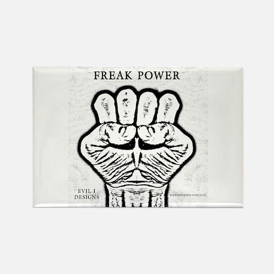 Freak Power Gonzo HST Rectangle Magnet