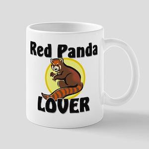 Red Panda Lover Mug
