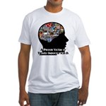 Travel-Induced ADD Fitted T-Shirt