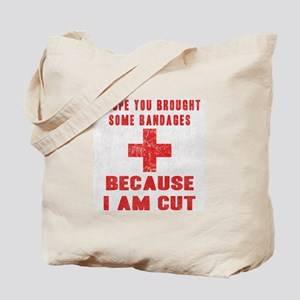 I'm Cut Tote Bag