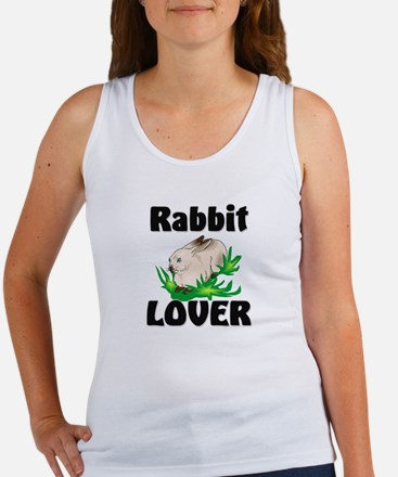 Rabbit Lover Women's Tank Top