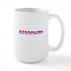 US Healthcare Large Mug