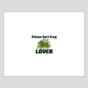 Poison Dart Frog Lover Small Poster