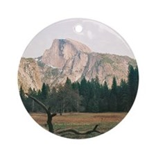 Half Dome Ornament (Round)