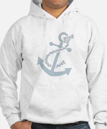 Nautical Anchor Jumper Hoody
