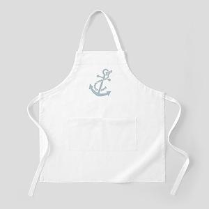 Nautical Anchor BBQ Apron