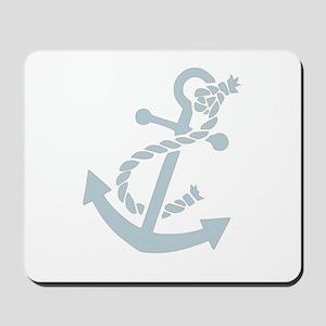 Nautical Anchor Mousepad