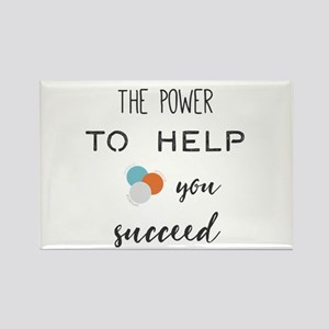 The power to help you succeed. Magnets