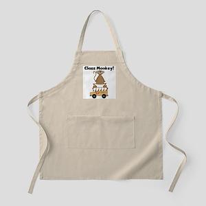 Class Monkey BBQ Apron