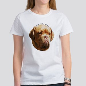 Dogue De Bordeaux Women's T-Shirt