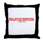 Bellevue Committed Throw Pillow