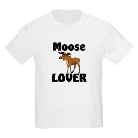 Moose Lover Kids Light T-Shirt