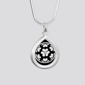 Chosokabe Mon Japanese Samurai Clan Necklaces