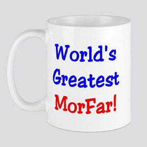 World's Greatest Morfar Mug