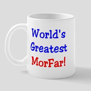 World's Greatest Morfar Mug