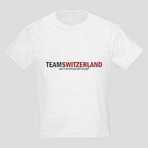 Team Switzerland Kids Light T-Shirt