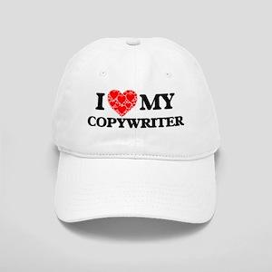 I Love my Copywriter Cap