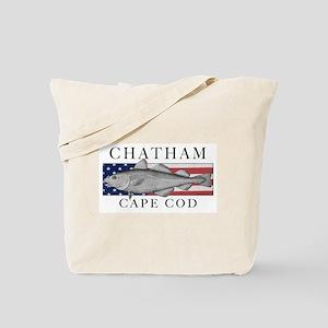 """Chatham Cod Fish"" Tote Bag"