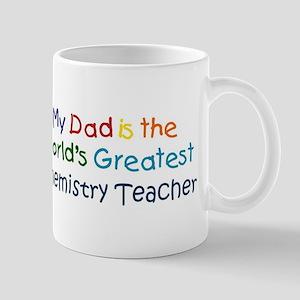Greatest Chemistry Teacher Mug