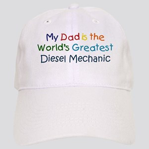 Greatest Diesel Mechanic Cap