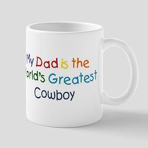 Greatest Cowboy Mug