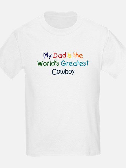 Greatest Cowboy T-Shirt