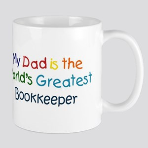 Greatest Bookkeeper Mug