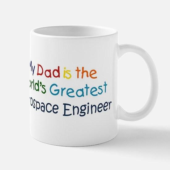 Greatest Aerospace Engineer Mug