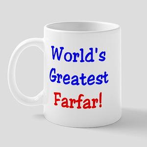 World's Greatest Farfar Mug