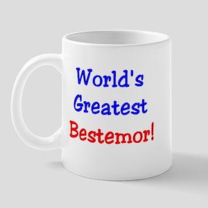 World's Greatest Bestemor Mug