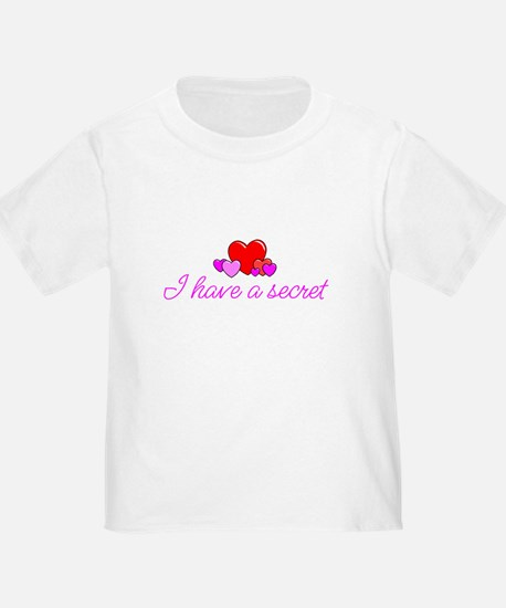 I Have a Secret - Hearts Desi T