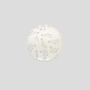 INTP Personality Code Mini Button