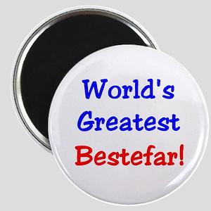 World's Greatest Bestefar Magnet