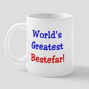 World's Greatest Bestefar Mug