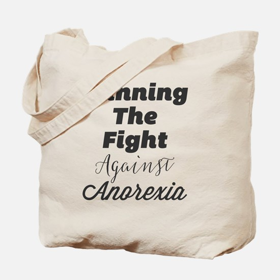 Funny Anorexia Tote Bag
