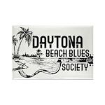 Daytona Beach Blues Society Magnet Magnets