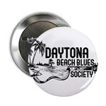 "Daytona Beach Blues Society 2.25"" Button (10"