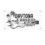 Daytona Beach Blues Society Banner