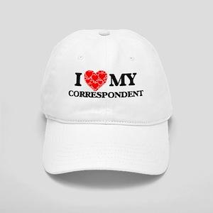 I Love my Correspondent Cap
