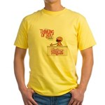 Thinking of You Yellow T-Shirt