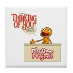 Thinking of You Tile Coaster