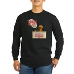 Thinking of You Long Sleeve Dark T-Shirt