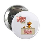 "Thinking of You 2.25"" Button (100 pack)"
