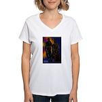 My Grafitti Future Women's V-Neck T-Shirt