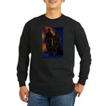 My Grafitti Future Long Sleeve Dark T-Shirt
